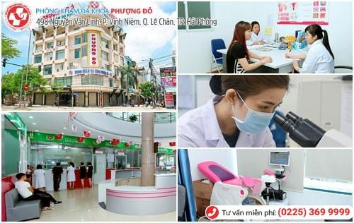 Bệnh viện khám phụ khoa được nhiều chị em tin tưởng lựa chọn