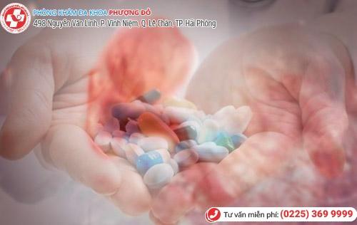 Hướng dẫn sử dụng viên thuốc uống phá thai
