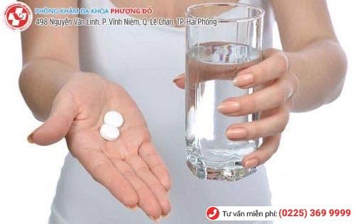 phá thai bằng thuốc ở nhà